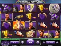 Football Fortunes Slots